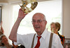 Cliff's 100th Birthday Party : Mr. Cliff Glover celebrated his 100th birthday on Saturday, May 11, 2013 at Riverside Country Club in Lanett, Alabama.